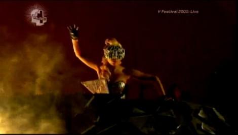 lady gaga v festival by oconfessionario