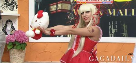 Lady+GaGa+hellokitty