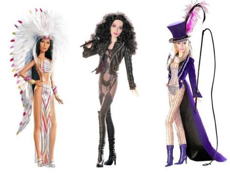 Cher Dolls
