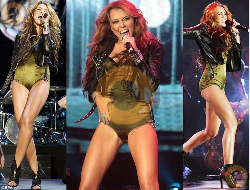 Miley Cyrus matou mesmo a personagem Hannah Montana. Desde o